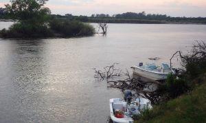 Rio Corriente, Esquina, Corrientes, Argentina