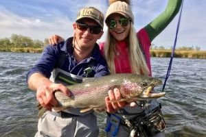 2019 Season Opening Trout and Grayling Fishing at ATA Lodge, on the Wild and Scenic Alagnak River, Bristol Bay, Alaska!