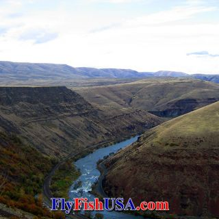 Oregon's Deschutes River is one of the greatest designated Wild and Scenic Waterways in the United States.