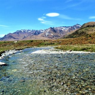 "The Von River was filmed in 'The Lord of the rings"" and holds mixed populations of brown and rainbow trout."