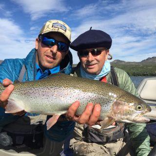 Pesca en lagos