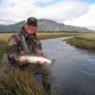 Rio Pico area spring creek browns