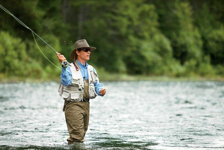 Lago Rosario Lodge: Curso de pesca con mosca y viaje a la Patagonia
