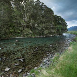 Stunning Scenery on a World Class Firodland River