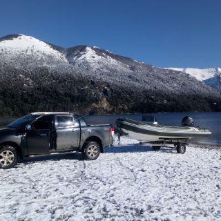 Pesca en invierno