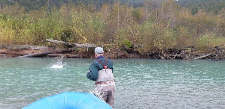 Squamish River, Squamish, British Columbia, Canada