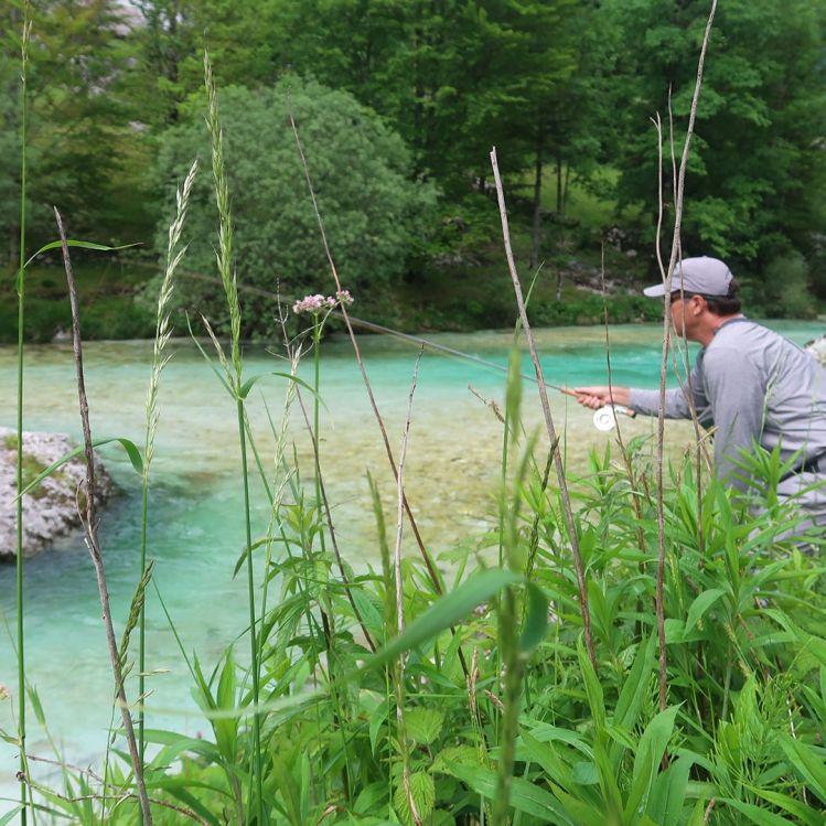 Dream Destinations: Flyfishingodec Slovenia