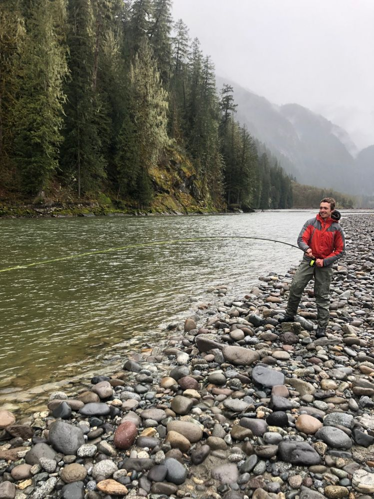 In Search Of Squamish Steelhead