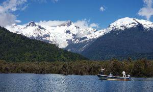 Laguna Larga, Futaleufu, Yelcho, Trevelin, Chubut, Argentina
