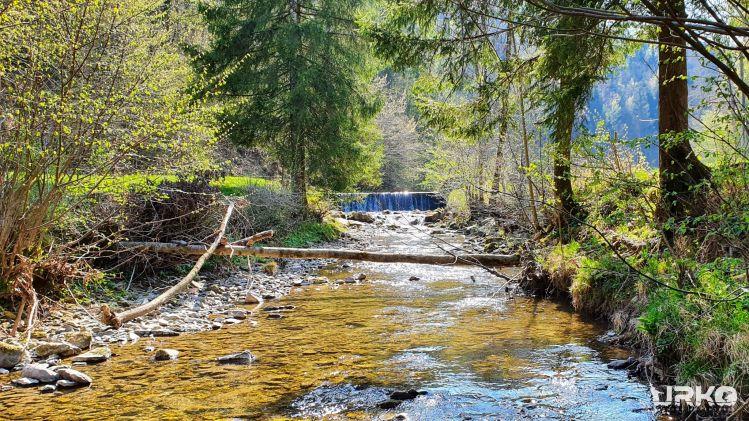 Mala voda, Polhov Gradec, Central Slovenia, Slovenia