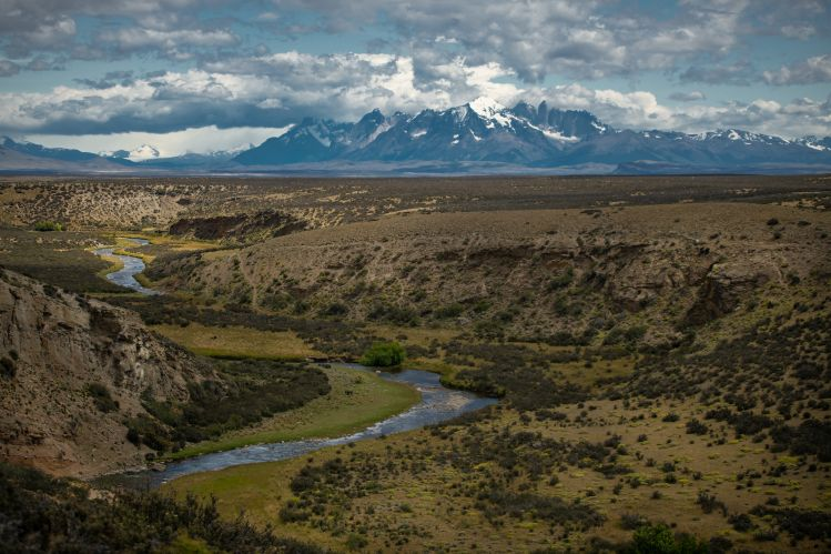 The Route of the Spring Creeks, El Calafate, Santa Cruz, Argentina