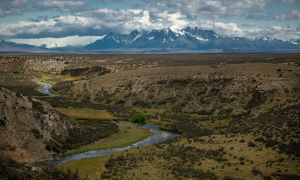 The Route of the Spring Creeks, El Calafate, Santa Cruz, Argentina