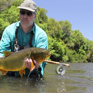 Wadeable waters for Dorados !
