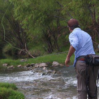 Small creeks ... Big Fish