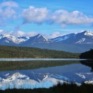 Fantastic day  for fishing About Ushuaia