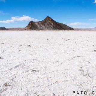 HOMBRE MUERTO (DEAD MAN) SALT FLAT