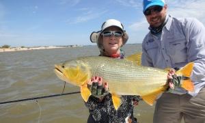 Golden Fly Fishing, Paso de la Patria, Corrientes, Argentina