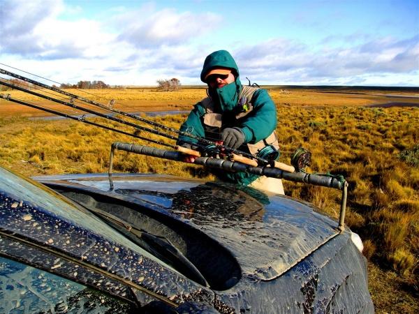 Nicolás Schwint 's Fly-fishing Gear Pic – Fly dreamers