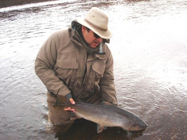Fly-fishing Pictureof Brown trout shared by Fernando Hook & Gold Outfitters – Fly dreamers