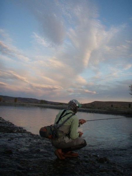 Fly-fishing Situation Image shared by Fernando Hook & Gold Outfitters – Fly dreamers