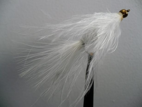 Marabou Wooly Bugger - Good Fly Pic by John Gross