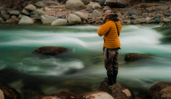 Fly-fishing Situation Photo shared by Niccolo Baldeschi Balleani – Fly dreamers