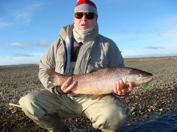Fly-fishing Imageof Brown trout shared by Christian Hiba – Fly dreamers
