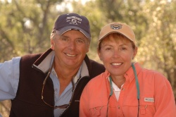 Interview with Cathy and Barry Beck