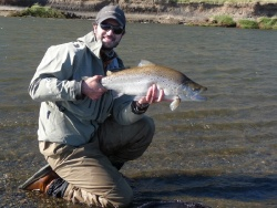 Why Gallegos river this season?