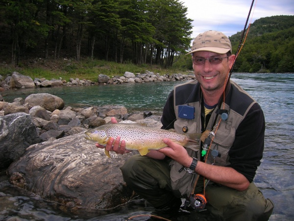 Edevar Zorrer 's Fly-fishing Photo of a Brown trout – Fly dreamers