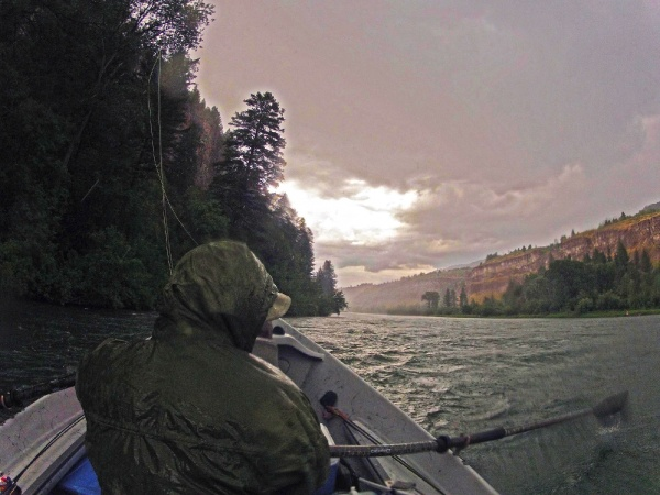 Fly-fishing Situation Image by Brent Wilson – Fly dreamers