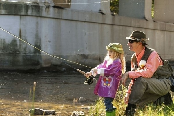 Brian Kozminski 's Interesting Fly-fishing Situation Photo – Fly dreamers