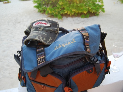 you can bring it with you