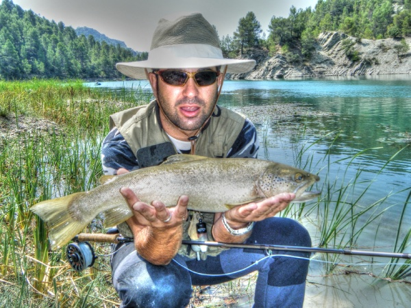 Lake trout Fly-fishing Situation – Roberto Catapano shared this () Image in Fly dreamers