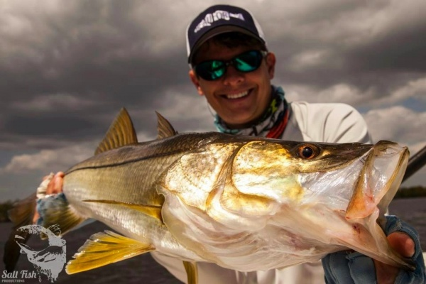 Fly-fishing Photo of Snook - Robalo shared by Dan Frasier – Fly dreamers