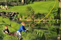 When to start your child fishing & Father's Day Photo Contest