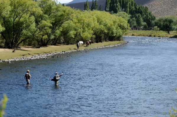 Fly-fishing Situation Image by <strong>Chip</strong> Drozenski