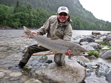 Winsnes Fly Fishing Lodge