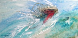 Tom Hanson's Fly-fishing Artwork