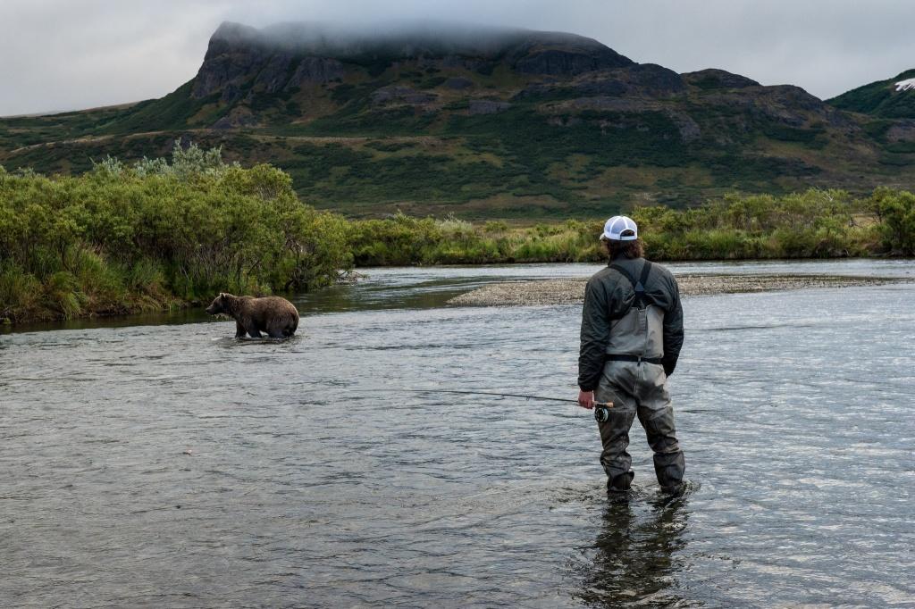 Yellow dog flyfishing adventures fly fishing agent fly for Sitka alaska fishing charters