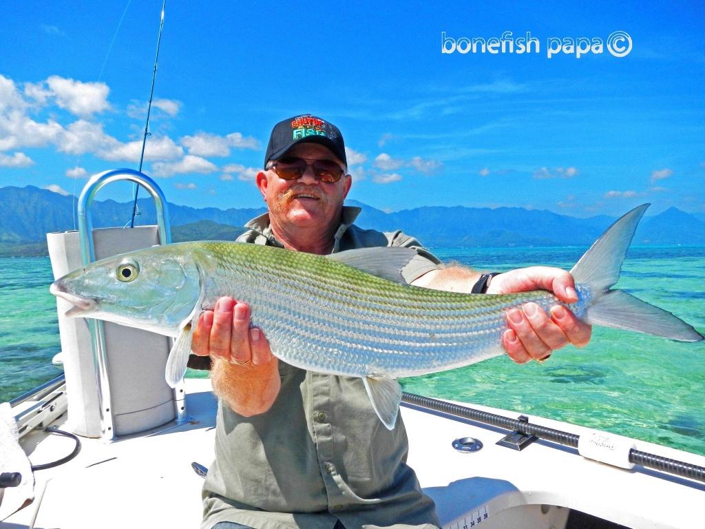 Bonefish hawaii fly fishing guide fly tying instructor for Fishing supplies honolulu