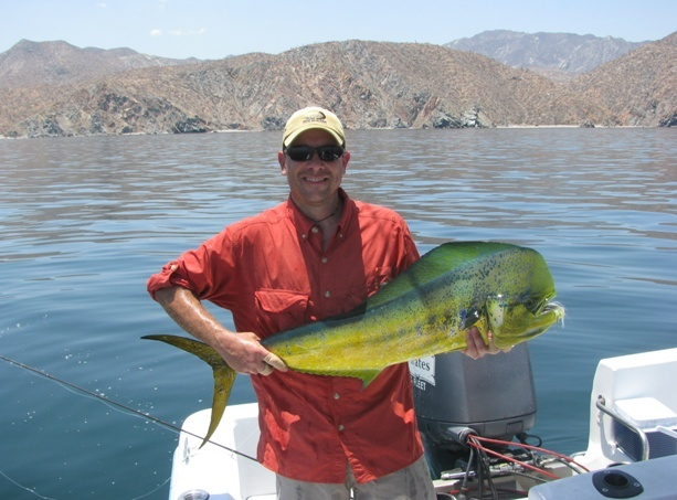 Baja pirates of la paz fly fishing outfitter fly for Baja california fishing