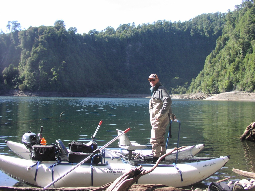 Fly fishing in chile fly fishing outfitter fly for Fly fishing outfitters