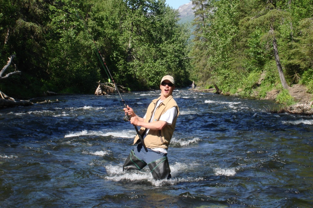 Kenai river drifters lodge fly fishing lodge fly for Cooper landing fishing guides