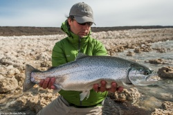 Strobel, Fly Fishing in Aboriginal Lands of Patagonia