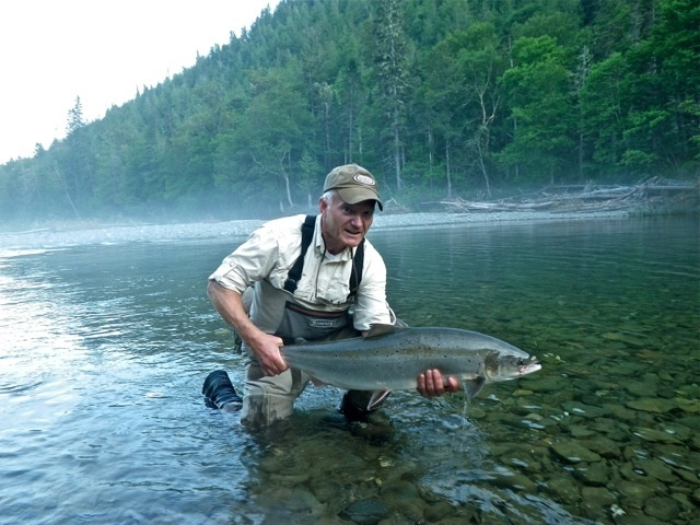 Camp bonaventure fly fishing lodge fly dreamers directory for Fishing in quebec