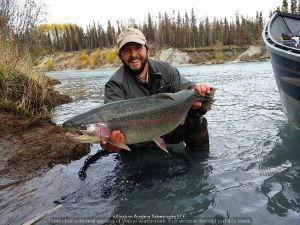Mike Adams/Alaskan Angling Adventures