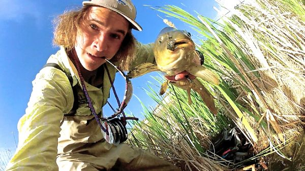 Greg  Houska 's Fly-fishing Photo of a Carp – Fly dreamers