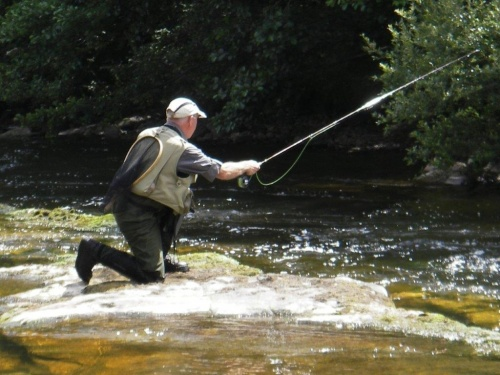 Success In Low & Clear Rivers. Presentation – Success in low and clear riversThis was an account of a week when I had been guiding Kelvin. He has been out with me a number of times and I have to say his fly fishing has improved so much in a year that ...