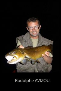 Pêche Patagonie